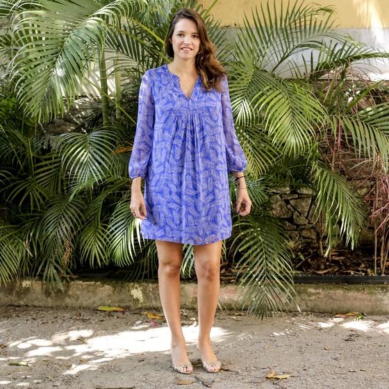 Brenda Valansi - segundo uma das sócias do evento, ArtRio deve movimentar R$ 100 milhões (Foto: Gustavo Schlittler/ Época )