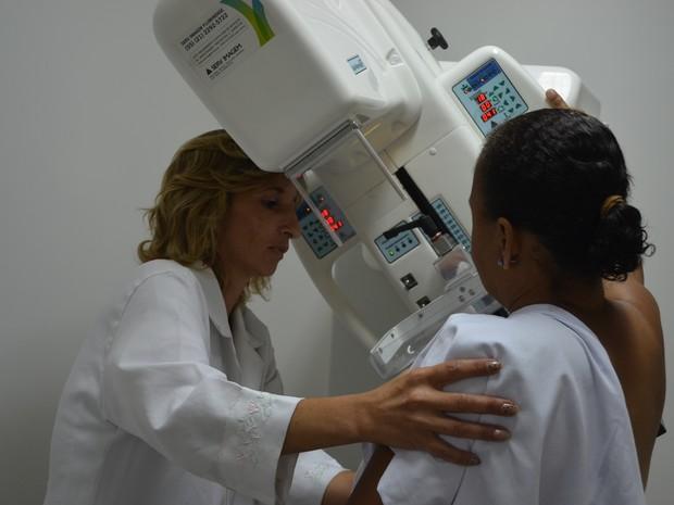 Exames como de mamografia, serão entregues nos postos de saúde. (Foto: Prefeitura/Maurício Rocha)