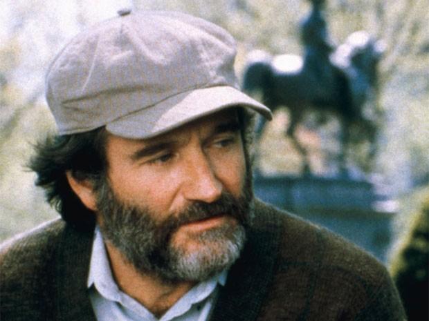 Robin Williams em 'Gênio indomável' (Foto: Divulgação)