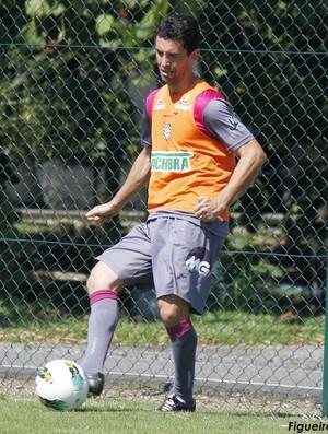 Fernandes, Figueirense (Foto: Luiz Henrique / divulgação FFC)