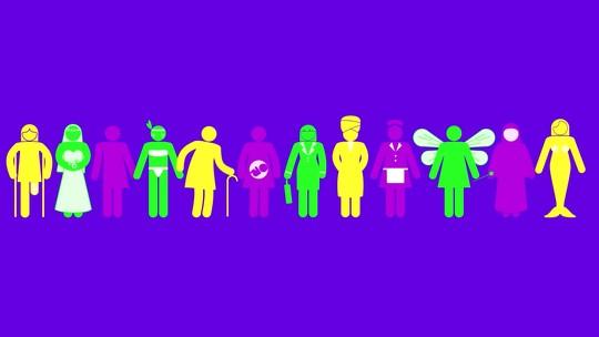 Veja campanha da Globo em homenagem ao Dia Internacional da Mulher e à semana da Mulher