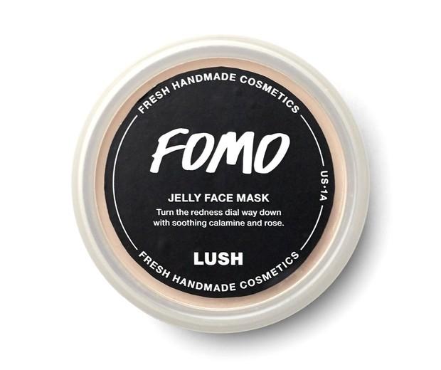 Máscara Facial Gelatinosa FOMO (R$ 65), Lush (Foto: Divulgação)