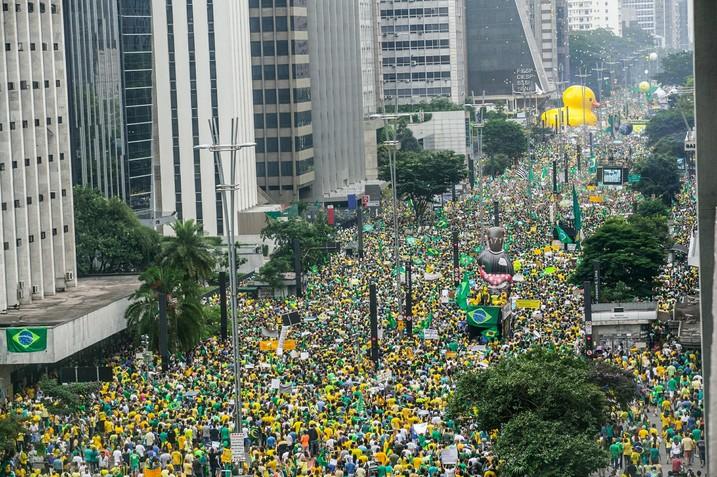 São Paulo; Avenida Paulista