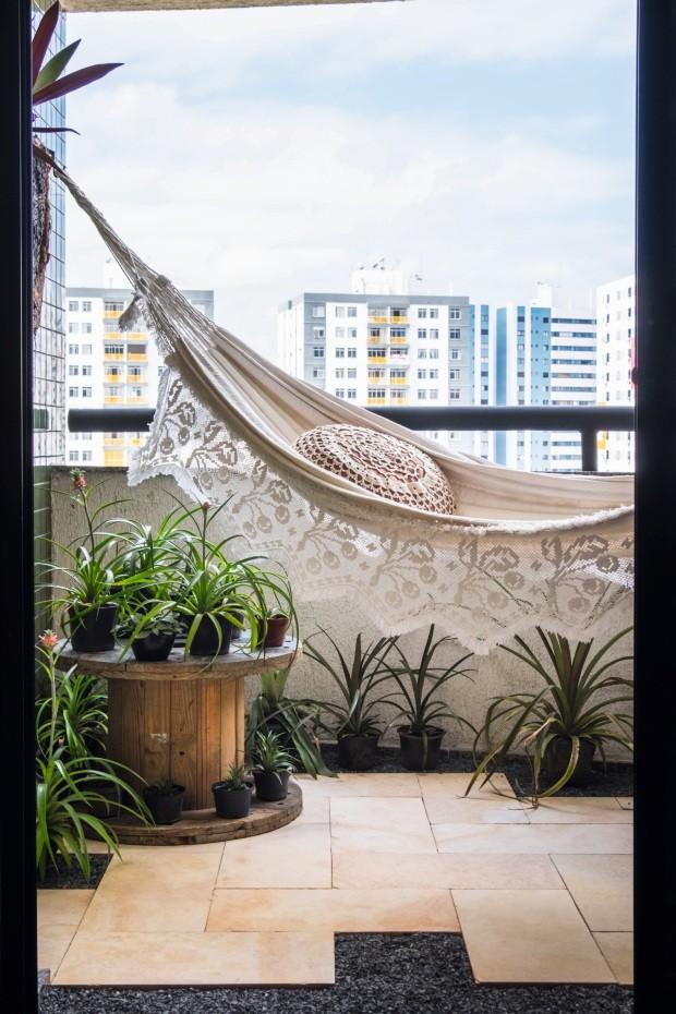 Apartamento Antônio Cabral (Foto: Lufe Gomes / Editora Globo)