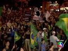 Campo Grande tem protesto contra Dilma e Lula pelo 2º dia seguido