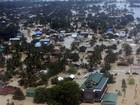 Chuvas na Ásia deixam mortos e desabrigados