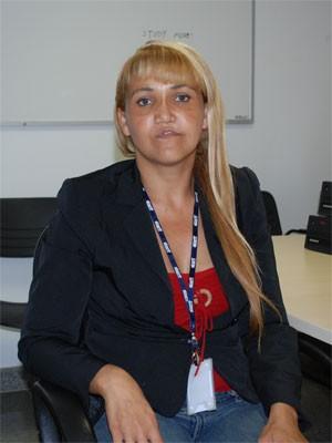 Servidora do Tribunal de Justiça do Distrito Federal Marilene Lopes, que foi catadora de latinhas (Foto: Marilene Lopes/Arquivo pessoal)