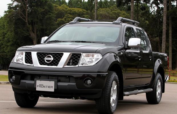 Nissan Frontier 2011 (Foto: Divulgação)