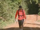 Passagem de ano leva peregrinos a Águas da Prata para o 'Caminho da Fé'