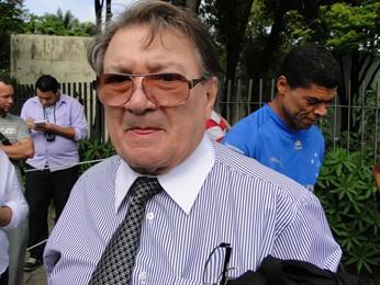 José Arteiro Cavalcante Lima, advogado da família de Eliza (Foto: Pedro Triginelli/G1)