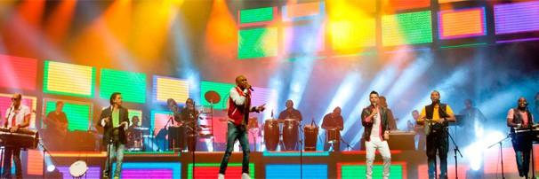 O Art Popular fará regravações de sucessos dos anos 1990 no palco da Estação Rio (Foto: Divulgação)