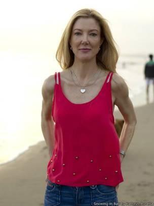 """Kathryn Bonella: """"Os brasileiros que conheci em Bali tinham um perfil bem diferente de 'mulas' e traficavam para manter um estilo de vida""""  (Foto: BBC)"""