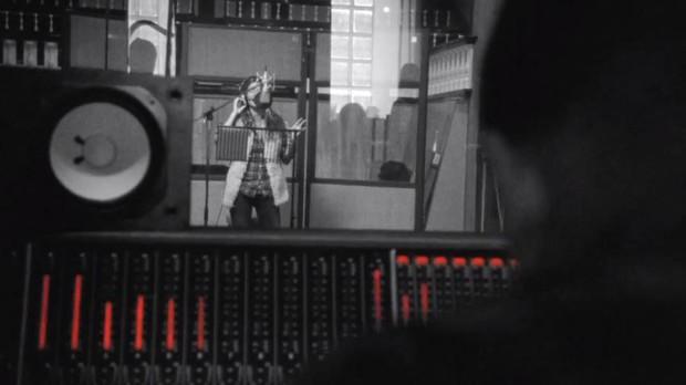 Gisele Bundchen grava para 'H&M' (Foto: Video/Reprodução)