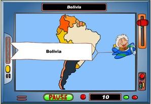 Geografia sul-americana