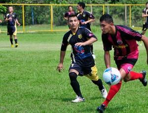Futebol júnior Manaus (Foto: Antônio Lima/Semdej)