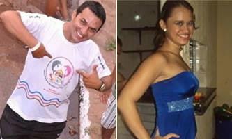 Segundo a polícia, Jéssica teria sido violentada e morta com um tiro na cabeça. Mauro foi esfaqueado.  (Foto: Reprodução/TV Tapajós)