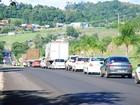 BR-386 tem trânsito lento entre Sarandi e Porto Alegre, diz PRF