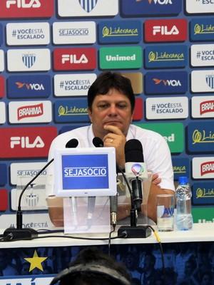Juninho Avaí (Foto: Jamira Furlani/Avaí FC)