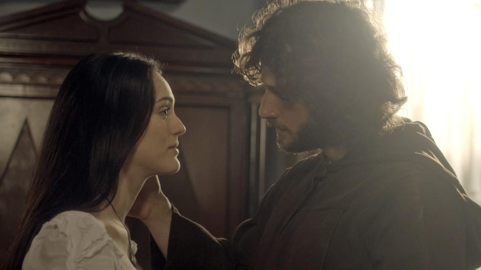 Tem casal mais lindo?! S2 (Foto: TV Globo)