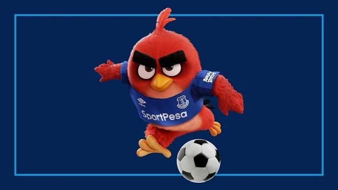 """BLOG: Everton assina patrocínio com """"Angry Birds"""" e irrita torcedores na web"""