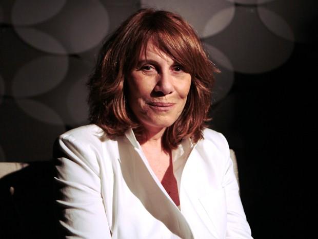 Renata Sorrah participa do programa 'Damas da TV', do canal Viva (Foto: Divulgação)