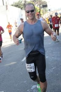 Pedro Vieira na Maratona de São Paulo 2016