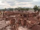 Ministro do Meio Ambiente sobrevoa área afetada por desastre em Mariana