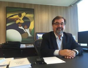Marco Aurélio Cunha, coordenador de futebol feminino