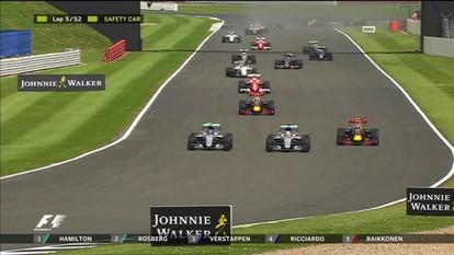 Confira os melhores momentos do GP da Inglaterra de Fórmula 1
