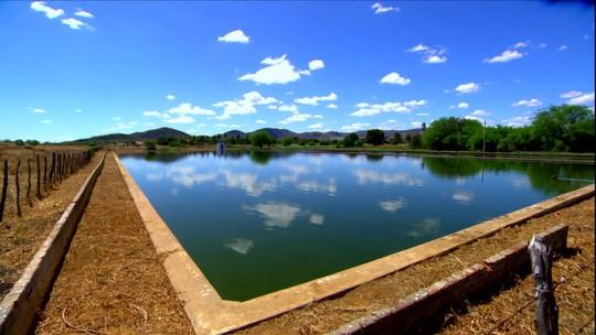 Projeto no RN reaproveita água de esgoto para produção agrícola