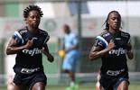 Maratona e Libertadores devem fazer Palmeiras poupar alguns jogadores (Cesar Greco/Ag Palmeiras/Divulgação)