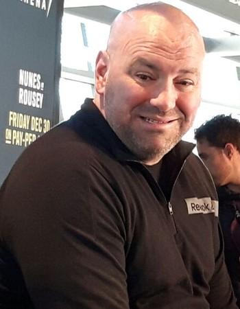 Dana White UFC 207 (Foto: Marcelo Barone)