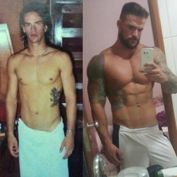 Rodrigo Carvalho (Foto: Instagram / Reprodução)