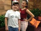 Luana Marquezine fala sobre relação com a irmã: 'Adoro pegar suas roupas'
