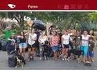 Grupo desiste de esperar por prefeitura e limpa ruas na Serra, ES