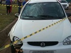Ciclista morre ao ser atropelado por motorista embriagado em Chapecó