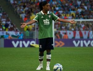 ronaldinho, fluminense (Foto: Nelson Perez/Fluminense FC)