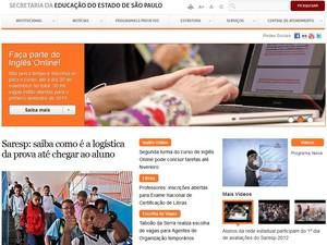 Curso de inglês on-line é oferecido na região de São Carlos (Foto: reprodução/ portal da educação)