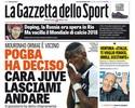 Italianos põem Pogba ainda mais perto do United por valor recorde: € 125 mi