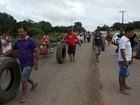 Moradores liberam rodovia, mas seguem ato contra Lixão do Perema