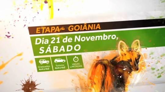 Última etapa do Rally Eco Goiás 2015 será em Goiânia, dia 21 de novembro