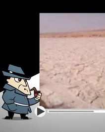 "Detetive virtual investiga ""Rio de Areia"" no Iraque"