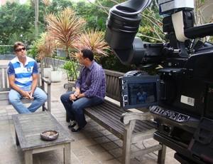 renato portaluppi renato gaúcho entrevista especial (Foto: Divulgação/Memorial Herminio Bittencourt)