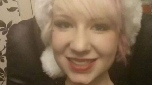 Eloise Aimee Parry sofria de bulimia e morreu depois de tomar oito pílulas de DNP (Foto: Família Parry)