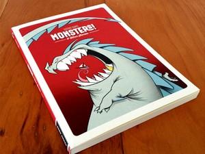 Monstros! também foi públicada nos Estados Unidos (Foto: Arquivo Pessoal / Gustavo Duarte)