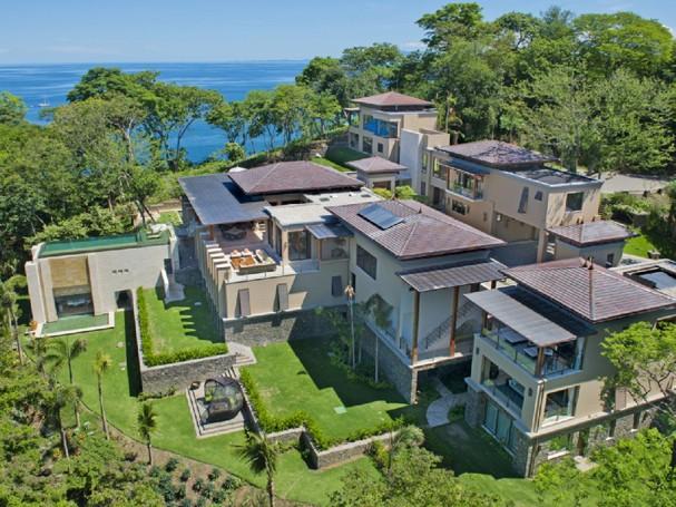 Villa Manzu, a mansão incrível na Costa Rica escolhida pelas Kardashian (Foto: Divulgação)