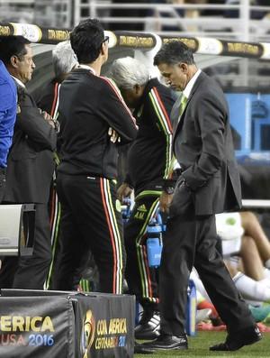 Osorio Mexico Chile Copa América (Foto: Reuters)