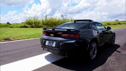 Camaro e Panamera: rodamos com duas estrelas do Salão do Automóvel