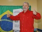 Lula: 'maioria dos brasileiros apoia Dilma' (Ricardo Stuckert/Instituto Lula)