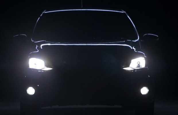 Volkswagen mostra dianteira do novo Gol em teaser (Foto: Reprodução)